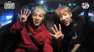 [GOT7's Hard Carry EP1-1] Jackson&BamBam_Going to airport without manager
