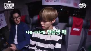 [GOT7's Hard Carry EP1-3] Mark&Jinyoung_Going to airport without manager