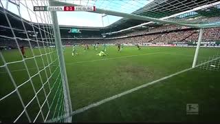 خلاصه بازی:  وردربرمن  1 - 3  فرایبورگ