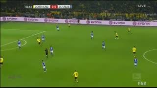 خلاصه بازی:  دورتموند  0 - 0  شالکه