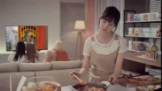 تبلیغاتی گرلز جنریشن برای LG