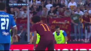خلاصه بازی:  امپولی  0 - 0  آ اس رم
