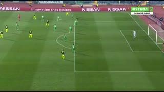خلاصه بازی:  لودوگورتس  2 - 3  آرسنال