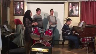 سرود رسمی ایران توسط کودکان ویژه (اتیسم و سندرم داون)