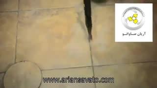 شستشوی درزها با بخارشور صنعتی, شسشوی سطوح کف بصورت حرفه ای توسط بخارشوی صنعتی
