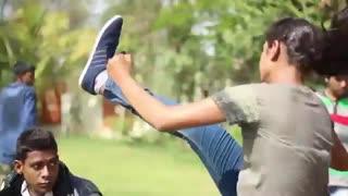 دفاع شخصی 5 - دختران بالیوودی