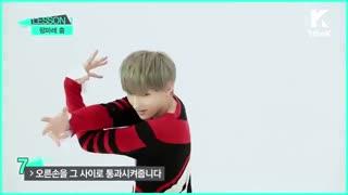 گروه Fanfare کره ای«Let's Dance: SF9(에스에프나인)_Sound the 'Fanfare' with their Looks!_Fanfare(팡파레)»