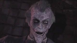 صحنه پایانی بازی Batman Arkham City