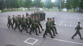 سربازای روسیه و آهنگ Barbie Girl