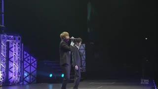 کنسرت because Im stupid . کیو جونگ و یونگ سنگ(((تولد یونگ سنگ مبارک))