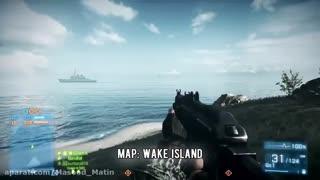رمزورازهای Battlefield 3: Back to Karkand (کیفیت HD)