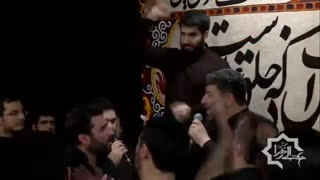 میدهم از علقمه سلام برفاطمه (حاج سعید حدادیان )