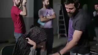پشت صحنه فیلم خشم و هیاهو +دانلود کامل فیلم