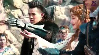 بخش هایی از بخش42 سریال چینیIce Fantasy با زیر نویس انگلیسی«ICE FANTASY Ep 42 Eng Sub