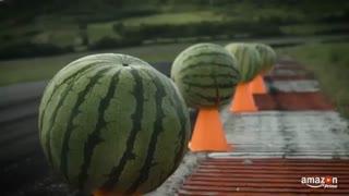 تیزر  برنامه گرند تور با حضور ریچارد هموند و هندوانه ها
