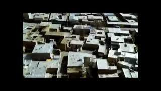میکس فیلم هوایی از روستای فش