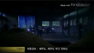 خلافکار شدن پسرا و فرارشون از دست پلیس ❤-❤ exo