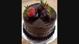 این یه کیک دیگه واسه نخورده هایعنی اوناکه ازکیک اولی بهشون نرسید!نوش جان!