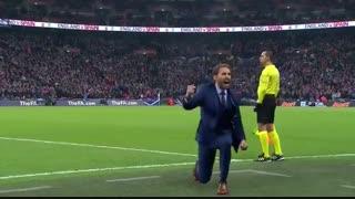 خلاصه بازی:  انگلستان  3 - 0  اسکاتلند