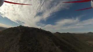 پرواز بر فراز کوهستان  / رسانه تصویری وی گذر