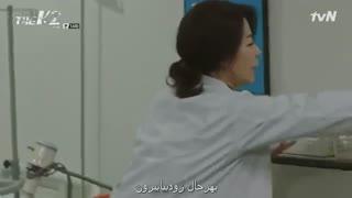 سریال کی 2 The K2 قسمت 14 کامل +زیرنویس فارسی چسبیده