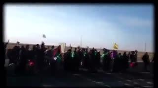 رهبر انقلاب و دور ماندن از راهپیمایی اربعین
