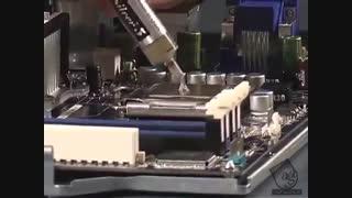 آموزش اسمبل ، راه اندازی و تعمیر کامپیوتر های شخصی - آریاگستر