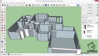 آموزش اسکچ آپ برای معماری داخلی - آریاگستر