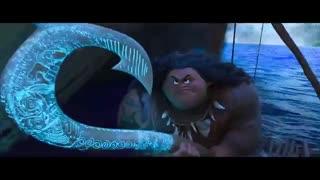 تریلر اینمیشن موانا ~Moana-Disney