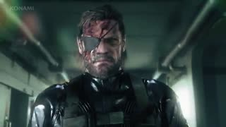 Trailer Metal Gear Solid V The Phantom Pain