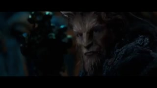 اولین تریلر فیلم Beauty and the Beast 2017
