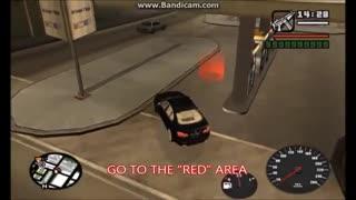 مد سرعت سنج در بازی  GTA San Andreas