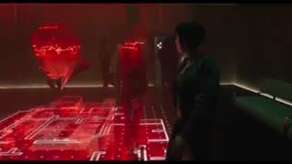 تریلر فیلم علمی تخیلی Ghost in the Shell اکران 2017 با بازی اسکارلت جوهانسون