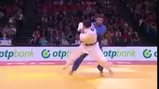 Très belle ippon judo