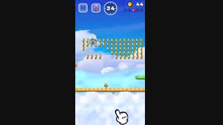 اولین تریلر از گیم پلی بازی Super Mario Run