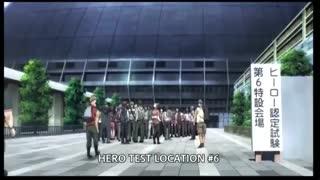 One Punch Man - Saitama Hero Test - YouTube