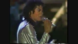 اجرای HeartBreak Hotel ژاپن - مایکل جکسون
