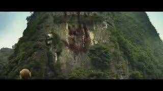 تریلر شماره 2 فیلم Kong: Skull Island