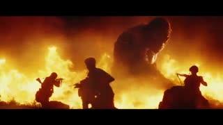 تریلر جدید از فیلم Kong: Skull Island