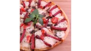 پیتزا پاسترامی