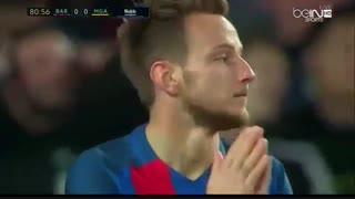 خلاصه بازی:  بارسلونا  0 - 0  مالاگا