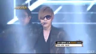 کنسرت خفن هیون جونگ .... عالیییی