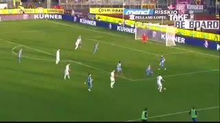 خلاصه بازی:  امپولی  0 - 4  فیورنتینا