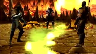 Mortal Kombat vs DC The Movie FULL
