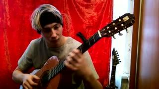 موسیقی بسیار زیبا (گیتار)