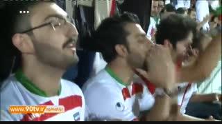 خلاصه و حواشی کامل بازی سوریه - ایران (نود ۱ آذر)