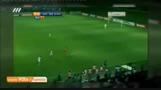 نگاهی به نتایج ایران در دور رفت انتخابی های جام جهانی (نود ۱ آذر)
