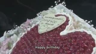 تبریک تولد دونگ وو با تاخیر!
