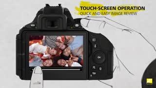 معرفی دوربین دیجیتال نیکون | Nikon D5600