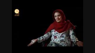 بند نیومدن خنده بازیگران فیلم نفس از تیپ شبنم مقدمی